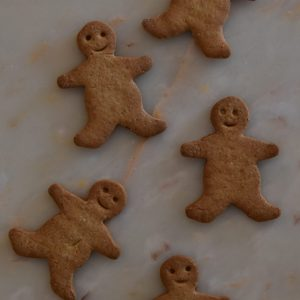 3 Ginger Bread Biscuits