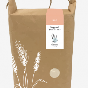1 bag of Stoneground Wholemeal Spelt flour